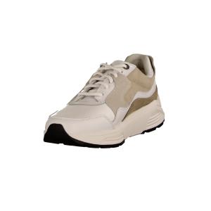 Xsensible Golden Gate White Combi (weiß) - sportlicher Schnürschuh