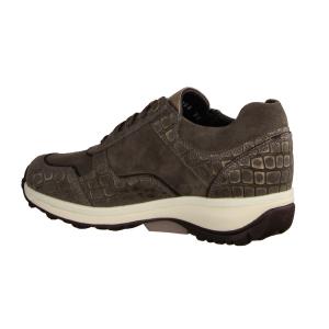Xsensible Corby Carbon Athos (grau) - sportlicher Schnürschuh