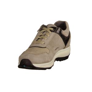 Xsensible Corby Taupe (beige) - sportlicher Schnürschuh