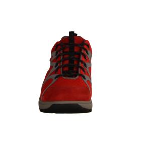 Xsensible Stockholm Black (rot) - - sportlicher Schnürschuh