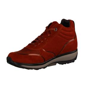 Xsensible Laviano Red Kerala (rot) - sportlicher Schnürschuh