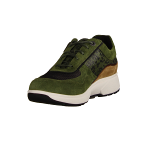 Xsensible Lima Pine (Grün) - sportlicher Schnürschuh