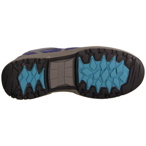 Xsensible Stockholm Jeans (blau) - sportlicher Schnürschuh