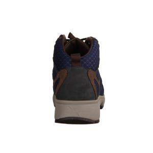 Xsensible Helsinki Navy/Brown (blau) - sportlicher Schnürschuh
