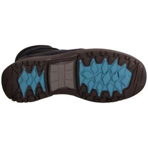 Xsensible Seattle Dry-X Navy/Brown (blau) - ungefütterte Stiefelette
