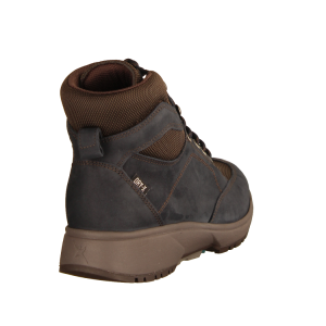 Xsensible Seattle Dry-X Navy/Brown (blau) - ungefütterte Stiefelette