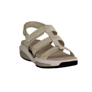 Xsensible Samos White/Silve Fantasy (weiß) - sportliche Sandale