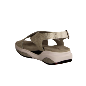 Xsensible Corfu Silver (grau) - sportliche Sandale